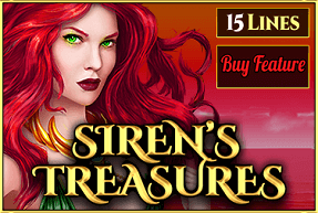 Siren's Treasures II 15 Lines Series